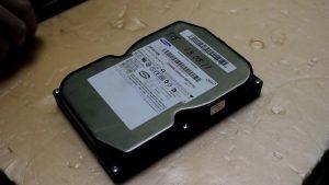 фото замена жесткого диска в компьютере