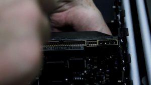 фото замена жесткого диска на компьютере