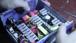 фото ремонт компьютерного блока питания