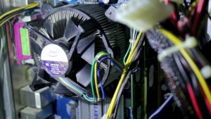 фото чистка компьютера