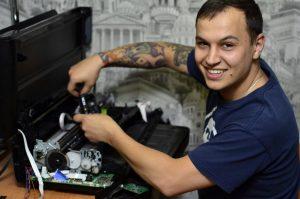 фото ремонт оргтехники в киеве
