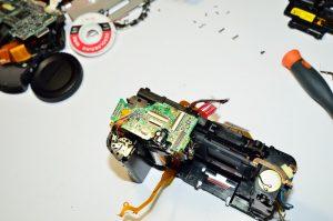 фото ремонт фотоаппаратов Sony