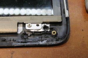 фото ремонт корпуса ноутбука