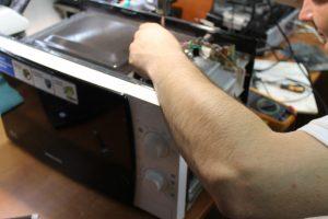 фото ремонт микроволновок