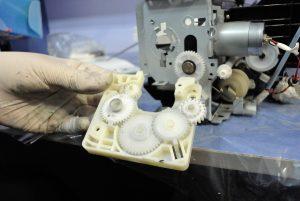 фото ремонт принтера