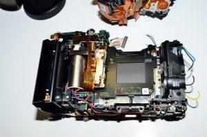 фото ремонт фотоаппаратов кэнон