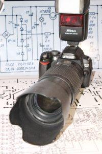 фото ремонт фотоапаратів nikon в києві