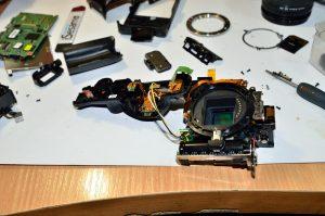 фото ремонт фотоаппаратов сони