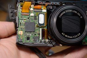 фото ремонт фотоапаратів canon