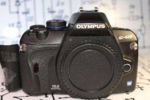 фото ремонт фотоапаратів Olympus