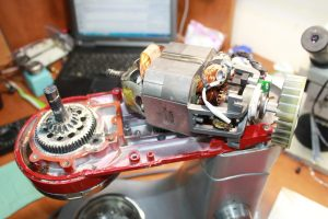 фото ремонт электромясорубок