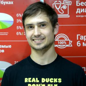 Богдан - Інженер з ремонту мобільної техніки