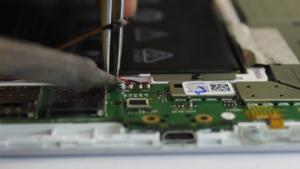 фото ремонт планшетов леново