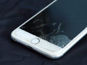 айфон 8 розбитий екран