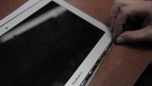 фото ремонт macbook